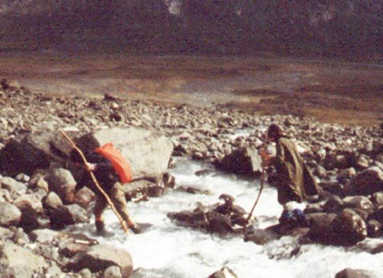Greenhorns in Gummistiefeln – Das erste Mal im Sarek – 1983
