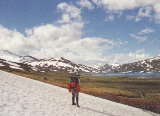 Grenzgänger – Durch Sarek und Padjelanta nach Sulitjelma – 1988