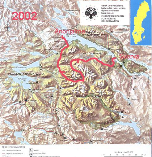 Sarek-Tour 2002