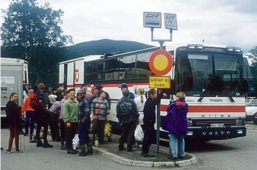 Sarek Aneise per Bus