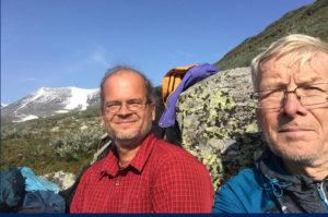 Sarek Tour 2018. www.Lappland-trekking.de